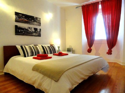 2 bedroom Apartment for rent in Central Lisbon