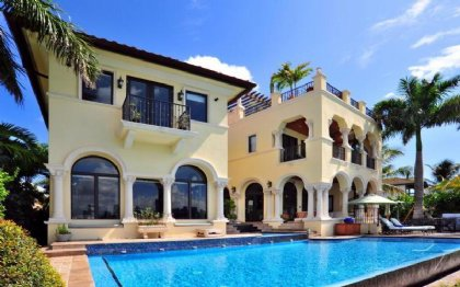 5 bedroom Villa for rent in Miami Beach