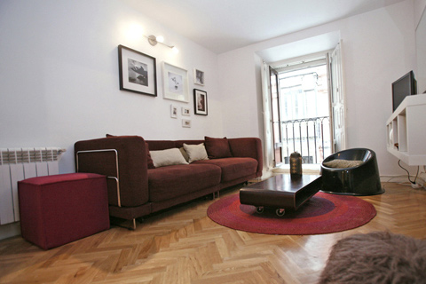 2 bedroom Apartment for rent in Madrid City