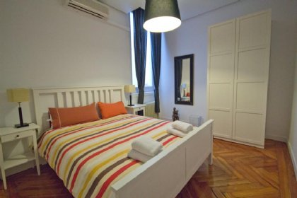 4 bedroom Apartment for rent in Madrid City