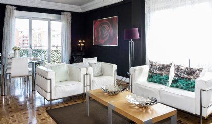 3 bedroom Apartment for rent in Chamartin