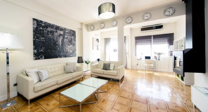 3 bedroom Apartment for rent in Retiro- Salamanca