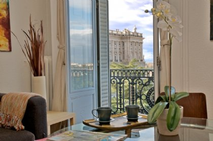 0 bedroom Apartment for rent in Madrid City