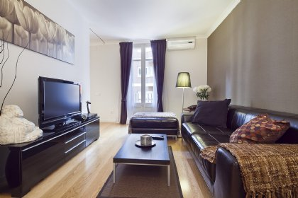 2 bedroom Apartment for rent in Central Barcelona