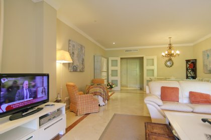 3 bedroom Apartment for rent in Bahia de Marbella