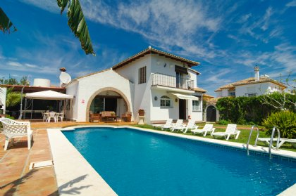 4 bedroom House for rent in Marbella