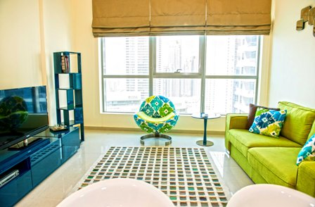 1 bedroom Apartment for rent in Dubai Marina