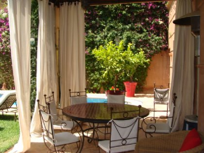 4 bedroom House for rent in Marrakech City