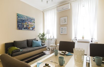 3 bedroom Apartment for rent in Budapest