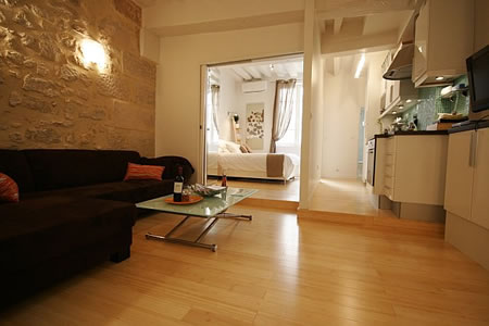 1 bedroom Apartment for rent in 3rd / IIIe - Marais