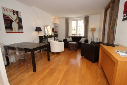 2 bedroom Apartment for rent in Central Paris