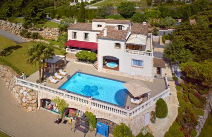 7 bedroom Villa for rent in Golfe Juan