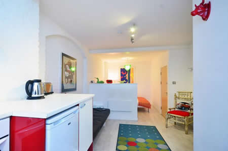 0 bedroom Apartment for rent in Central London/Zone 1