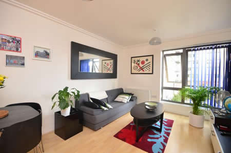 1 bedroom Apartment for rent in West London