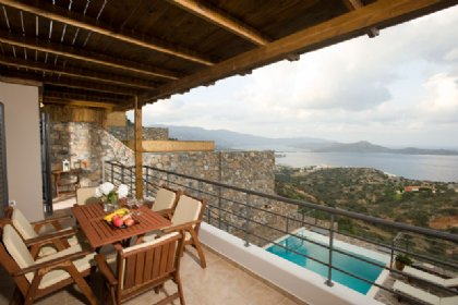 1 bedroom Villa for rent in Elounda