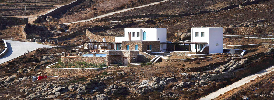 7 bedroom Villa for rent in Mykonos