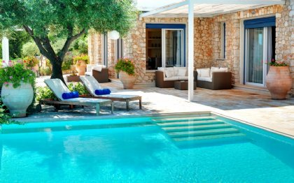 4 bedroom Villa for rent in Corfu