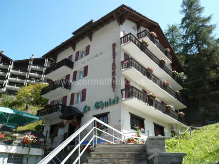 1 bedroom Cottage for rent in Zermatt