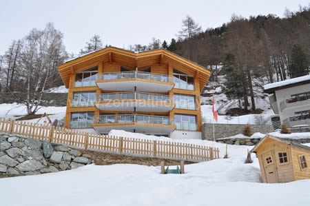 4 bedroom Cottage for rent in Zermatt