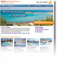 Where are you going this Summer? Cyprus, Special Offers and more | Newsletter May 2013