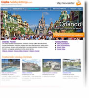 Orlando, Florida - The Themed Park Capital of The World | May 2013