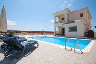 Irini Villa Mandria Cyprus Alpha Holiday Lettings