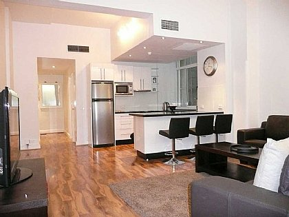 Clive Luxury 1 Bedroom Apartment For Rent In Sydney City Central Australia