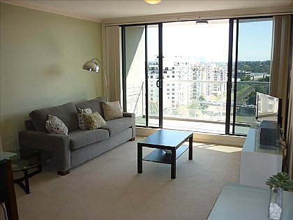 F1011, Sydney City Central | Alpha Holiday Lettings