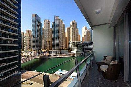Lovely Studio Apartment For Rent In Dubai Marina Silverene Tower