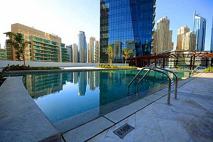 Studio Apartment In Dubai Marina Alpha Holiday Lettings