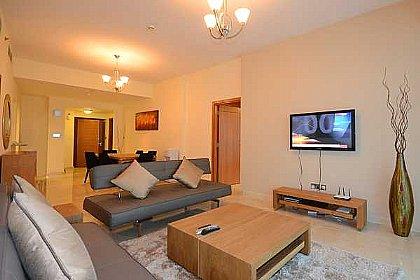 Hi Spec 2 Bedroom Apartment With Sea Views To Let At Trident Grand Dubai Marina
