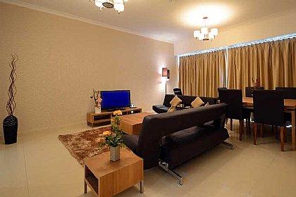 Jumeirah Lake Towers Platinum 2 Bedroom